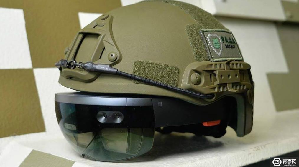 乌克兰军方:想让坦克指挥官用上HoloLens