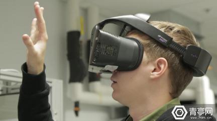 英特尔Alloy头盔将于明年中完成,正与微软开发Alloy第二代