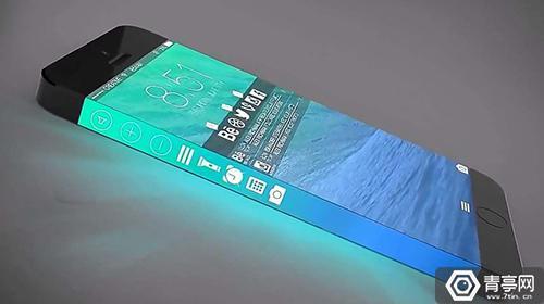 新专利曝光,iPhone8或采用透明玻璃屏