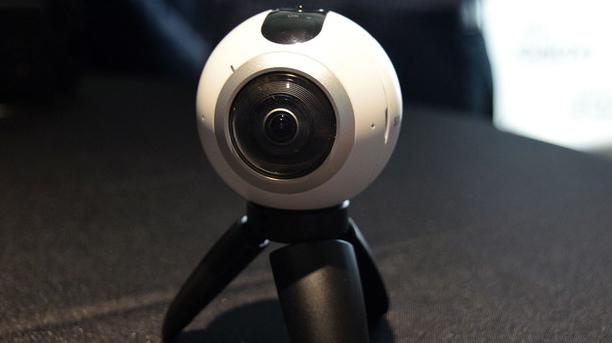 三星第二代VR摄像机泄密,或维持Gear360低价