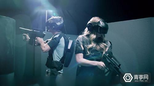 三亚建立VR乐园   线下变现新方式?