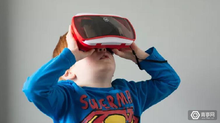 虚拟现实设备对儿童安全吗?
