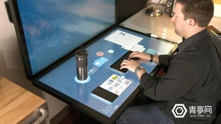 ideum-dynamic-desktop-tangible-touch-table