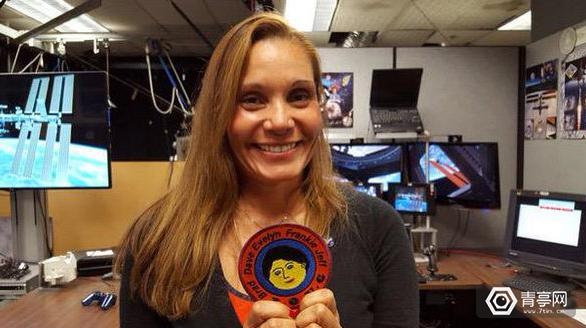 她为美国宇航局打造VR项目,入选BBC年度女性