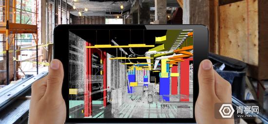 AR将改变建筑业施工方式 大大减少返工成本
