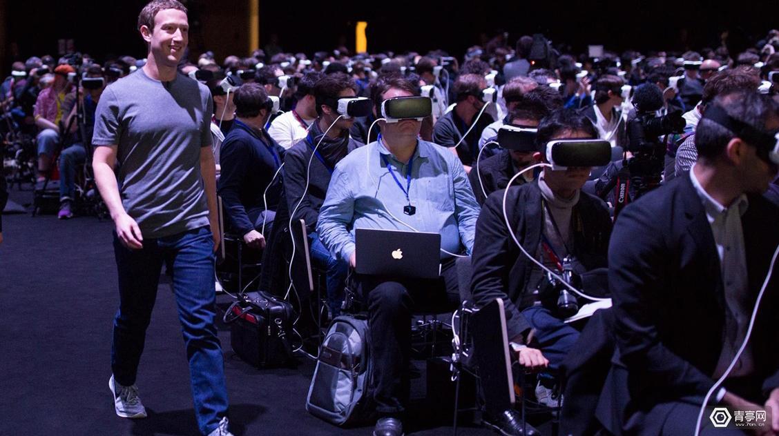 """揭秘VR社交现存三大玩法:谁将成为""""VR界的Facebook""""?"""