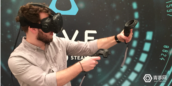 HTC Vive VR热词