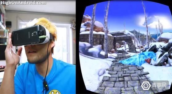 三星 Gear VR