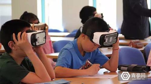 新华社:VR教育正走向兴起