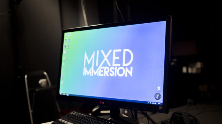 mixed immersion