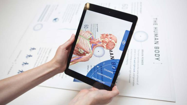 一位来自科学课老师的自述:AR可以让学生快速学习课程