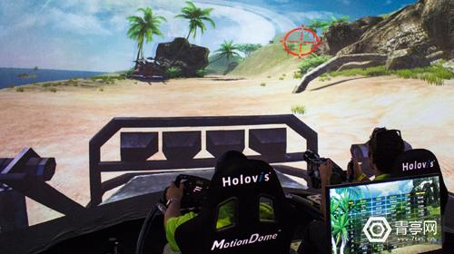 VR技术解决方案提供商Holovis:下一个层面的VR是混合现实
