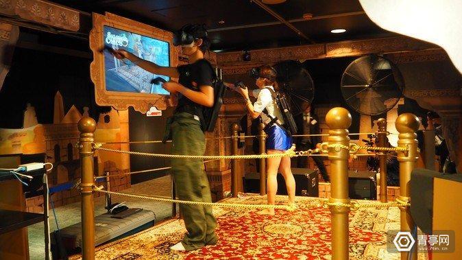 所罗门地毯VR