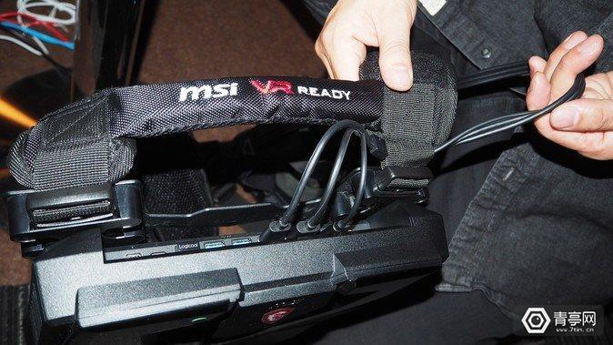 VR背包电脑