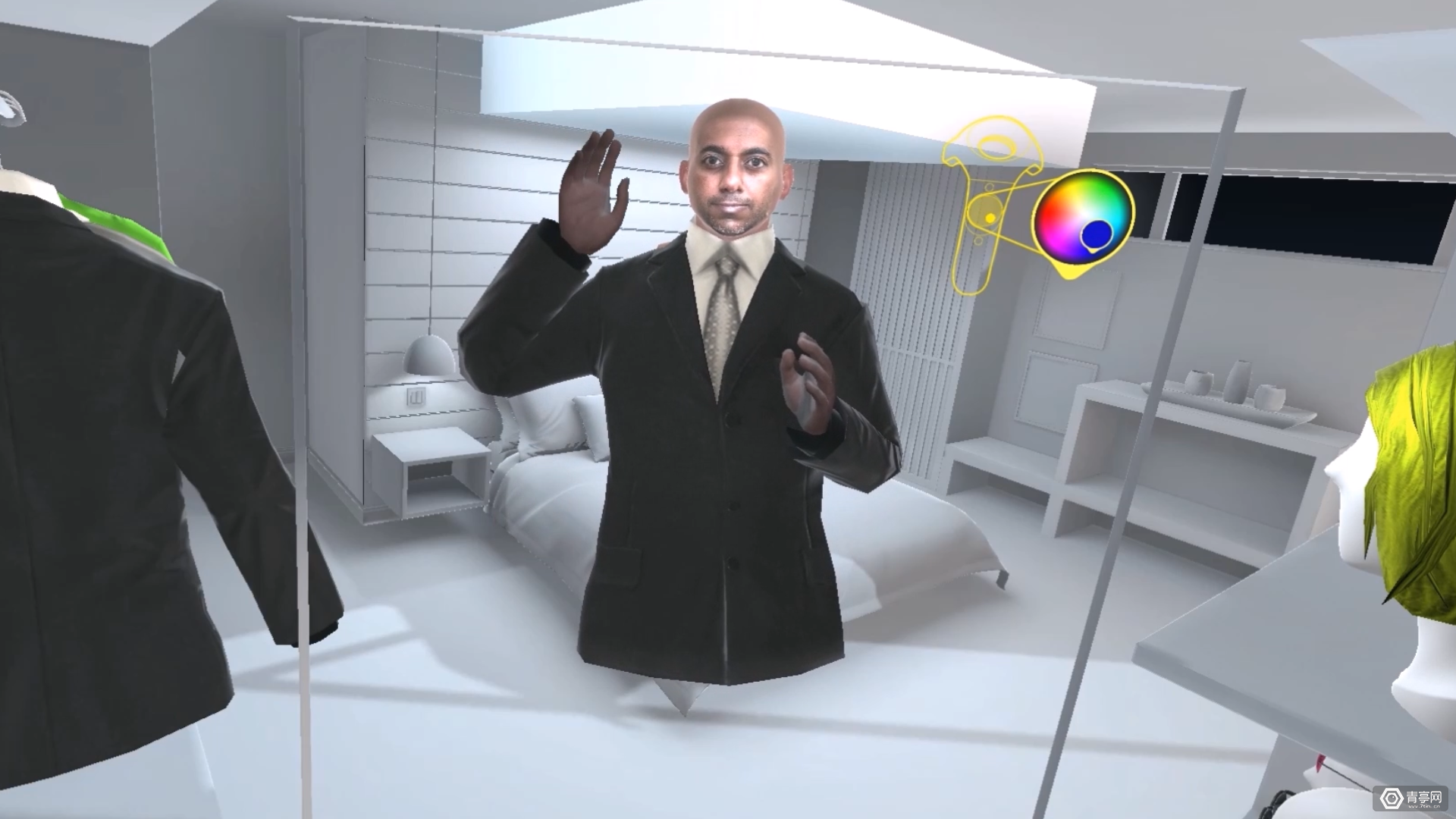 2_ObEN Virtual Avatar in VR