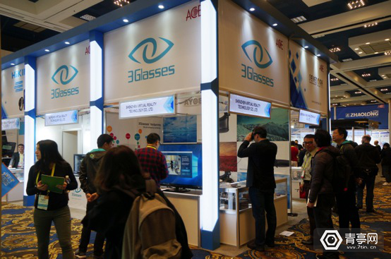 CES:3Glasses海外首秀 四款产品亮相CES