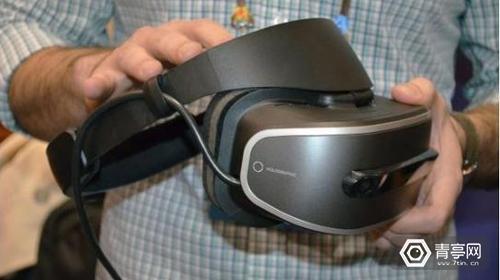 联想:发布轻巧便捷VR头显