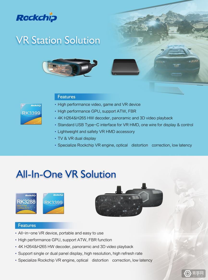 瑞芯微VR-1
