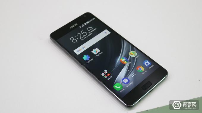 华硕ZenFone AR一手评测:首款同时对应Daydream和Tango手机