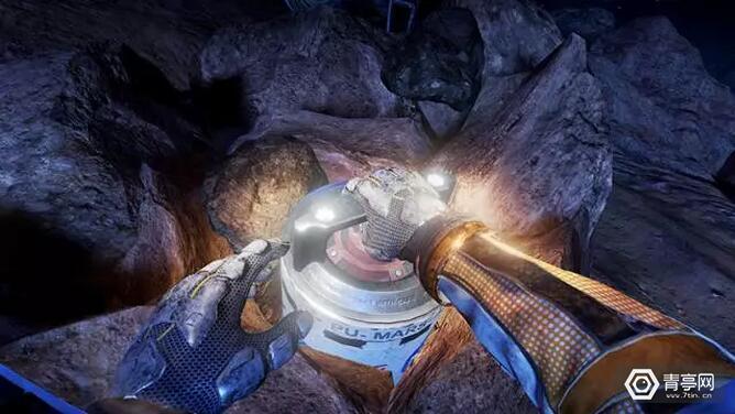奥斯卡获奖电影《火星救援》借助虚幻引擎4打造VR体验