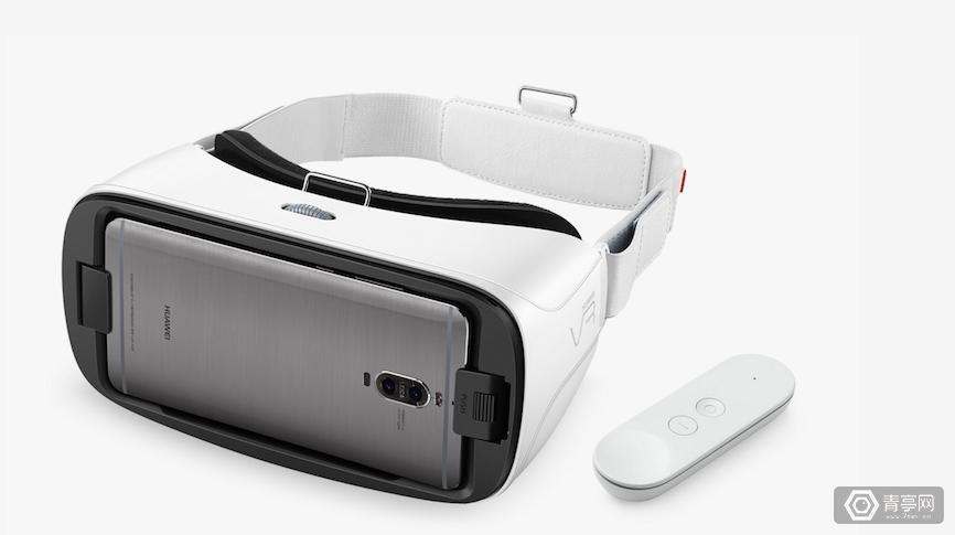 华为成首家谷歌VR头盔OEM方,四款新Daydream手机均来自中国