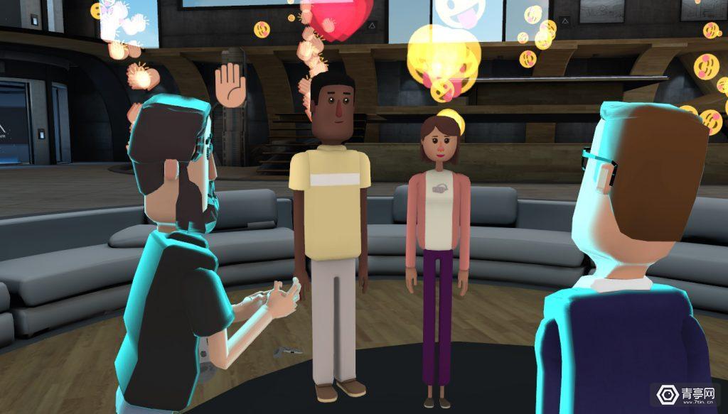 VR社交平台AltspaceVR推出年度最大更新,支持角色自定义