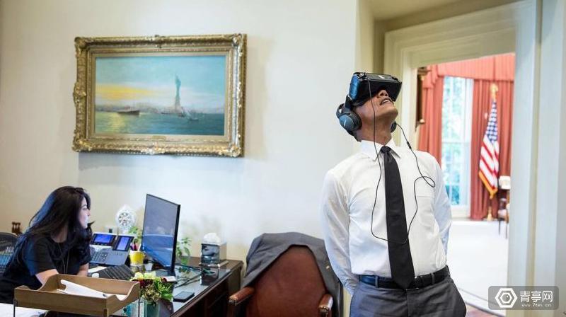 奥巴马白宫告别演讲十点开始,诺基亚OZO全程直播