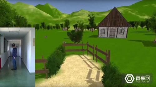 一个MIT学生用谷歌Tango把自己的家变成了一片绿洲