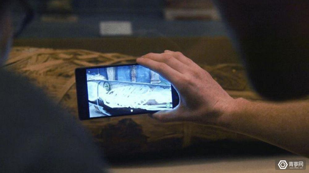 谷歌Tango AR技术走进博物馆,故宫里不让去的地方也能看见了