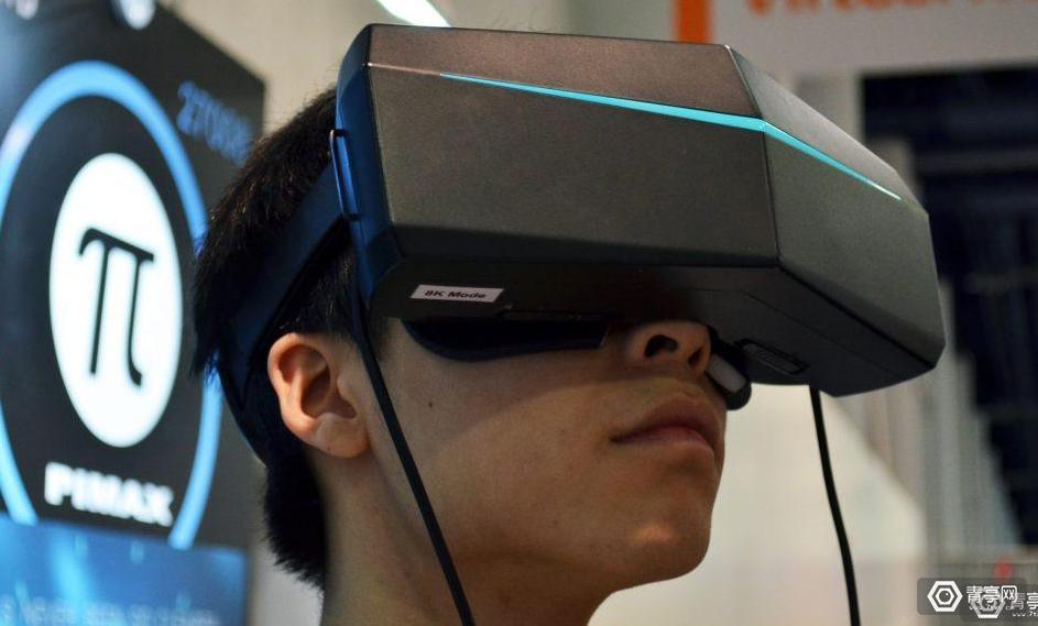 评测 | 小派8K头盔再被外媒把玩:大视场角VR时代来临?