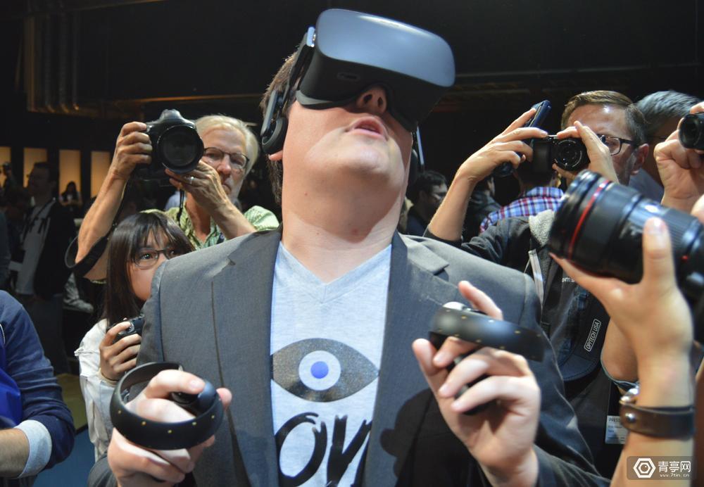 Oculus创始人帕胖出庭:已因Oculus赚5000万美元