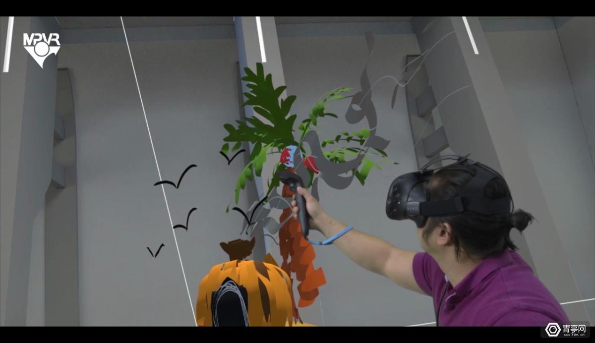 VR+艺术不止有Tilt Brush!这家公司让你在VR里做雕塑绘画
