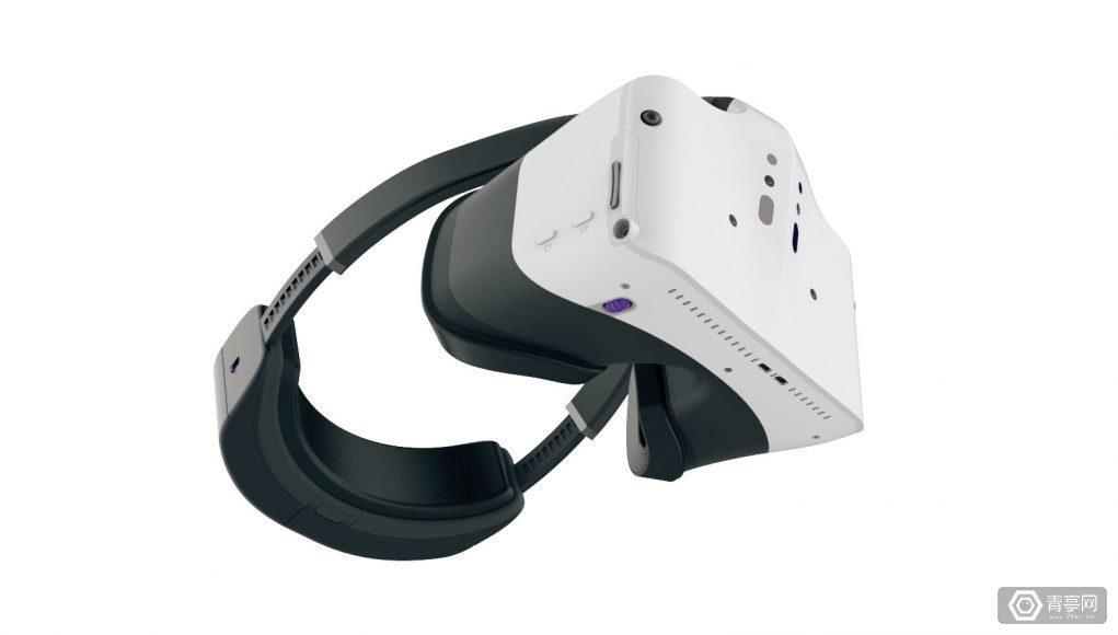 英特尔VR一体机Alloy二代细节:更轻,更省电和更大视场角