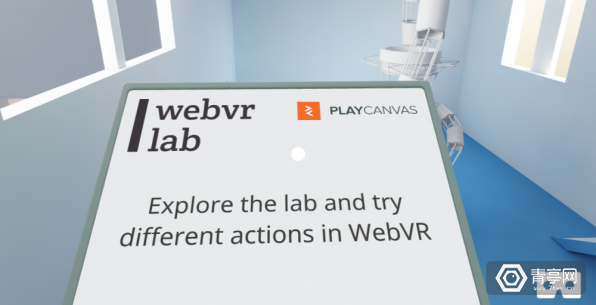 WebVR-PlayCan