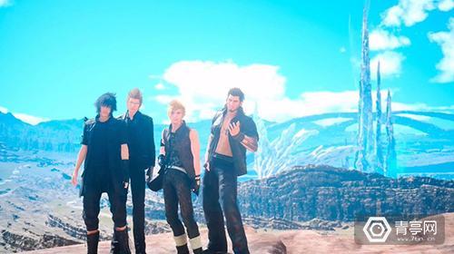 《最终幻想15》总监:仍有70%的人在开发VR版本和DLC