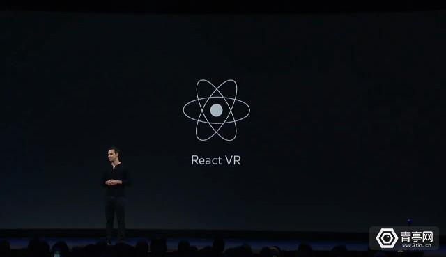 WebVR前景大大的?Facebook将在F8大会介绍ReactVR细节