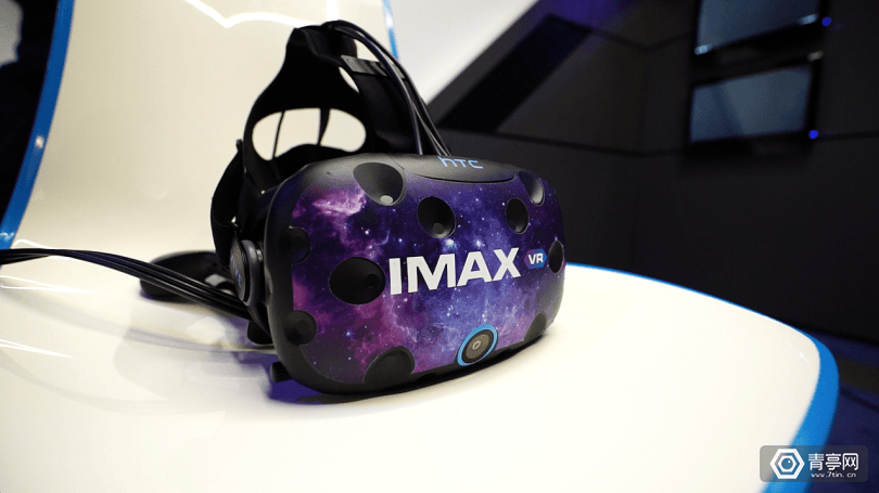 IMAX CEO:IMAX VR体验中心日流量已破130人