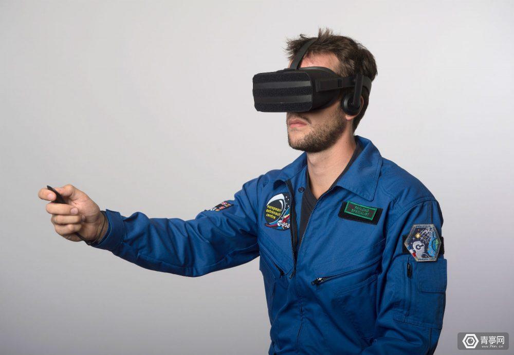 美国宇航局携手Oculus,VR头盔进入太空做手眼协调实验