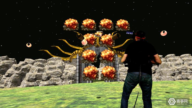 原汁原味!《魂斗罗VR版》带你回到童年!
