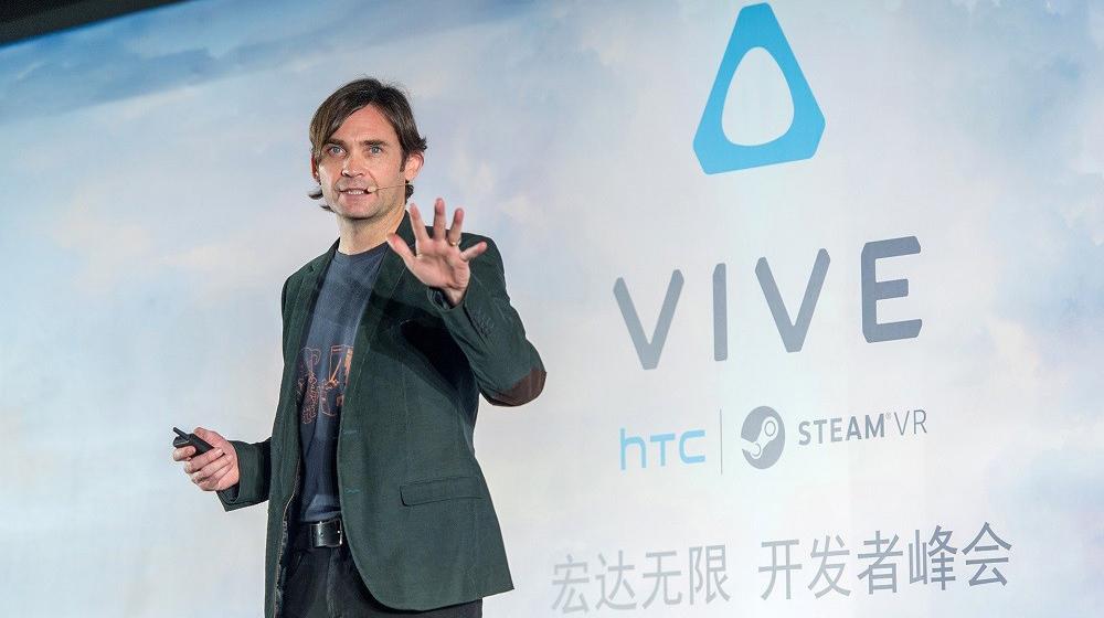 HTC:Oculus对VR开发者砸钱,违背了市场规律