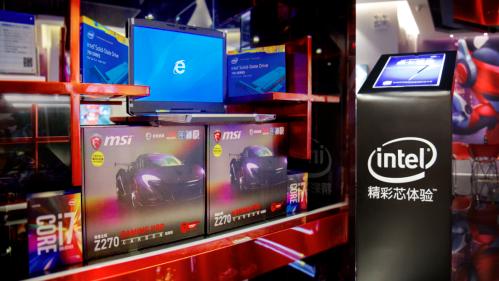发力线下!英特尔联手超级队长发布VR体验终端Intel Zone