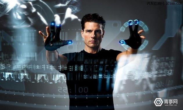 手势识别与非接触感应领域产值,2022年将达342.5亿美元