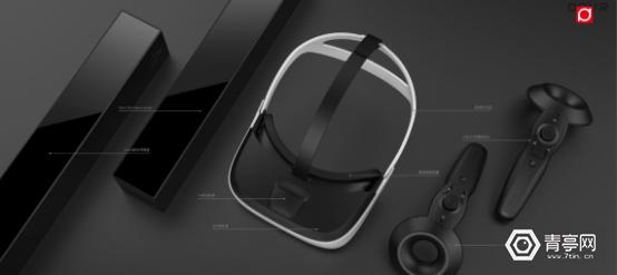 大朋发布VR头盔E3,Polaris激光定位,售价2299元起!