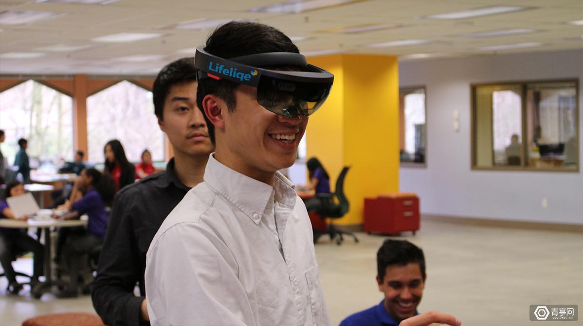Lifeliqe致力MR教学,将HoloLens带入课堂
