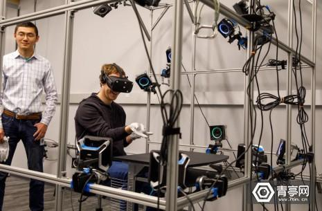 Oculus提交新专利,Touch后新VR手柄开发中?