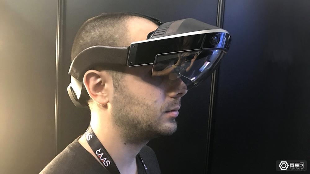 HoloLens的对手实力如何?AR头显Meta 2上手测评