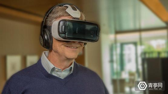 比尔盖茨推出VR视频频道:一场面对面的科技之旅