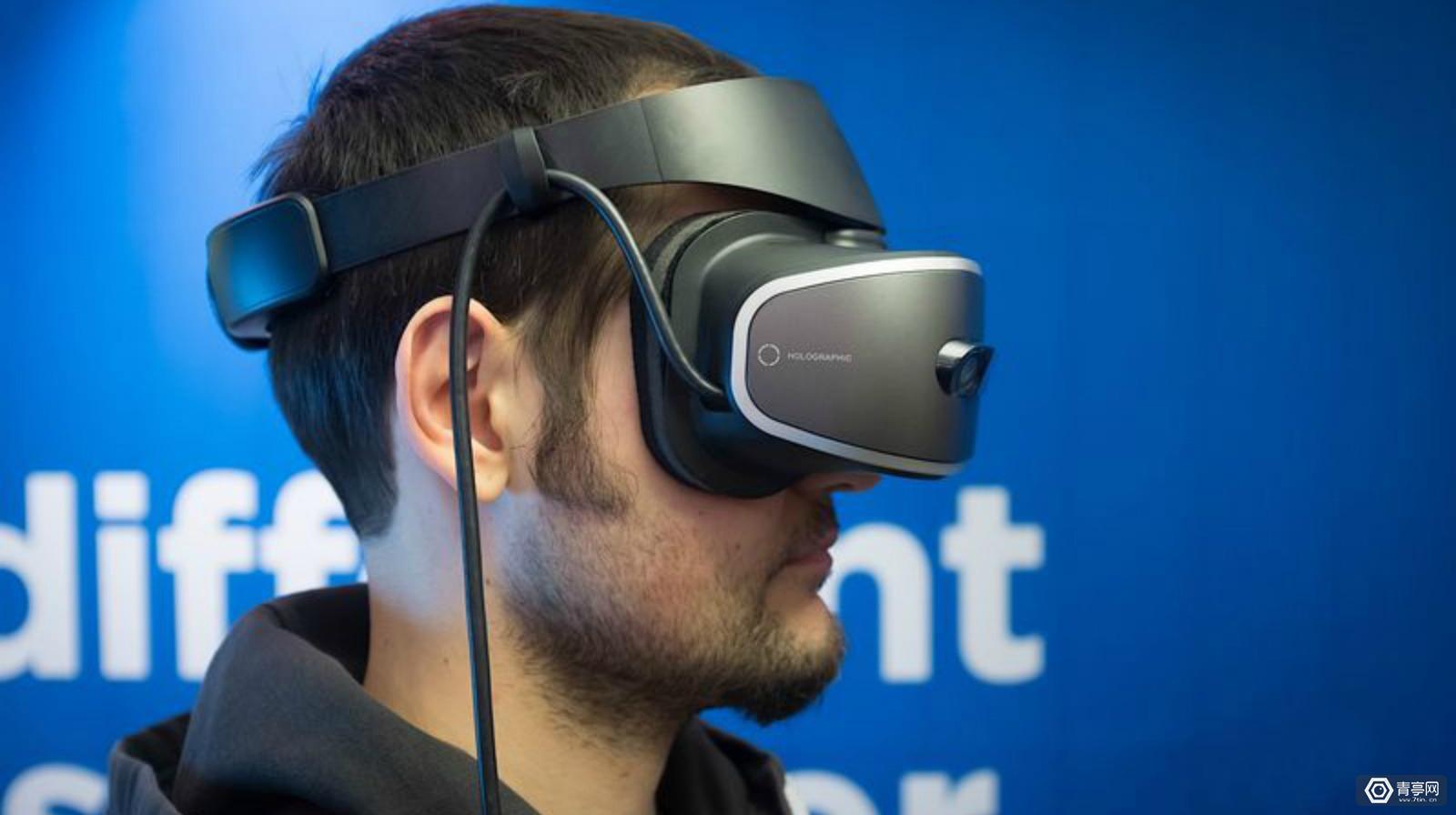 带inside-out定位系统,联想MR/VR头显设备或于8月前上市
