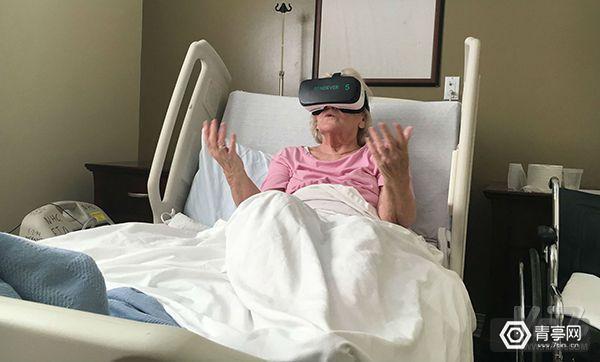 福布斯:虚拟现实能够为老年人做些什么?