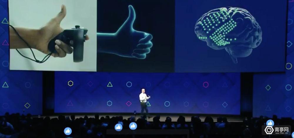 Facebook逆天黑科技!想让你不用手用大脑,1分钟打100字!